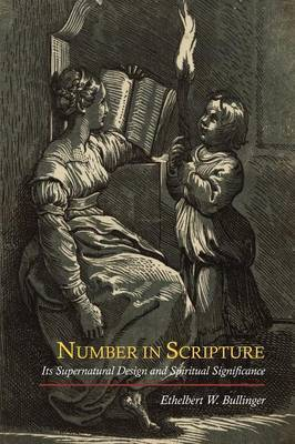 Number in Scripture by E.W. Bullinger image