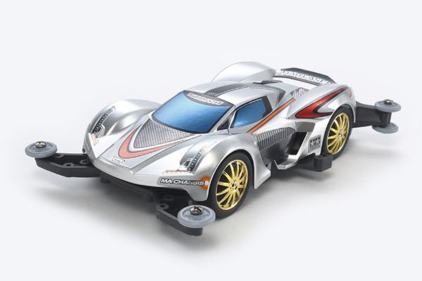 Tamiya: JR Mad Laser - MA Chassis