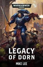 Legacy of Dorn by Mike Lee image