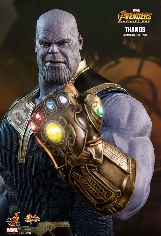 """Avengers Infinity War: Thanos - 12"""" Articulated Figure"""
