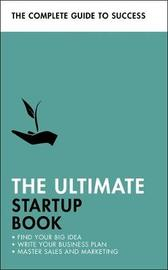 The Ultimate Startup Book by Kevin Duncan image