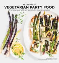 Vegetarian Party Food by Jessica Oldfield