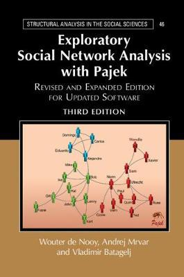 Structural Analysis in the Social Sciences: Series Number 46 by Wouter de Nooy image