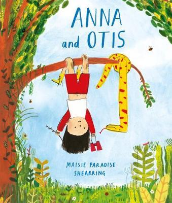 Anna and Otis by Maisie Paradise Shearring