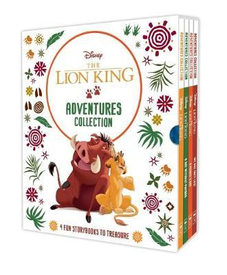 The Lion King: Adventures Collection