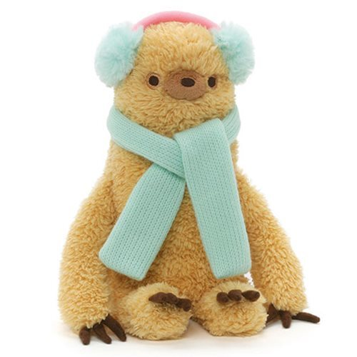 "Pusheen the Cat: Winter Sloth - 8"" Plush"