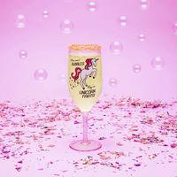 BigMouth – The Unicorn Farts Champagne Glass