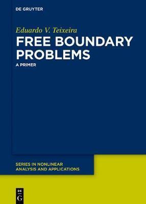 Free Boundary Problems by Eduardo V. Teixeira