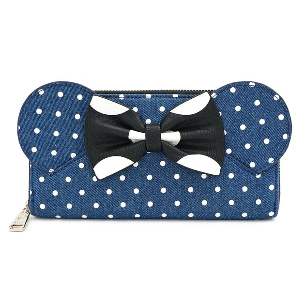 Loungefly: Mickey Mouse - Minnie Polka Purse