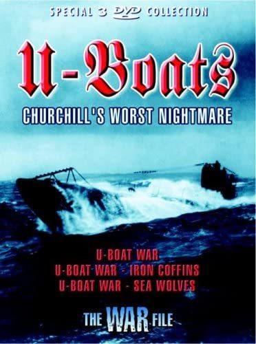 U-Boats: Churchill's Worst Nightmare on DVD