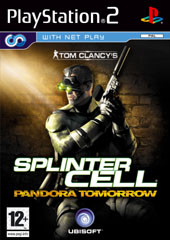 Tom Clancy's Splinter Cell: Pandora Tomorrow for PlayStation 2