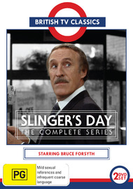 Slinger's Day - The Complete Series on DVD