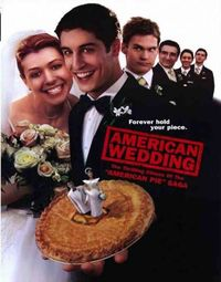 American  Pie - The Wedding on DVD image