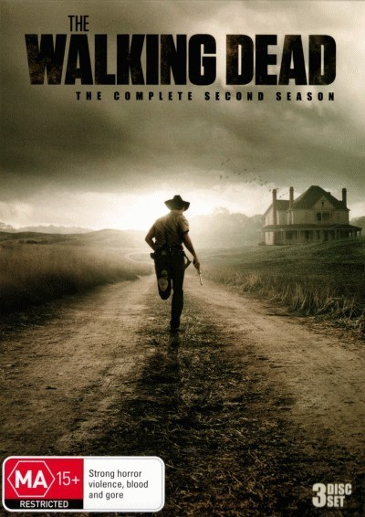 The Walking Dead - The Complete Second Season on DVD image