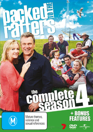 Packed to the Rafters - The Complete Season 4 on DVD