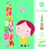 Djeco: 10 Forest Stacking Blocks
