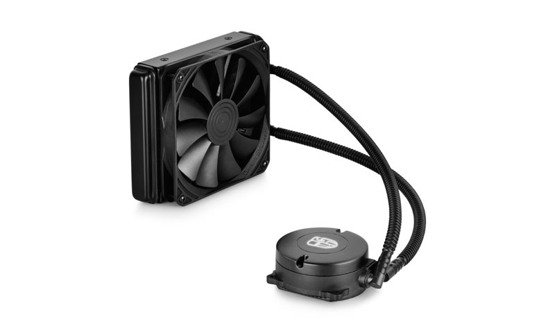 Deepcool Maelstrom 120k Low Profile Liquid Cooling System image