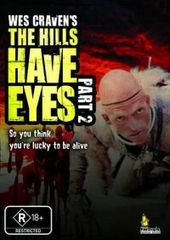 Hills Have Eyes 2 on DVD