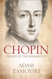 Chopin by Adam Zamoyski image