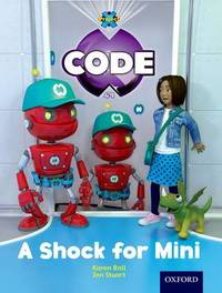 Project X Code: Marvel A Shock for Mini by James Noble