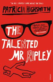 The Talented Mr Ripley by Patricia Highsmith image