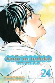 Kimi Ni Todoke: Vol. 24 by Karuho Shiina