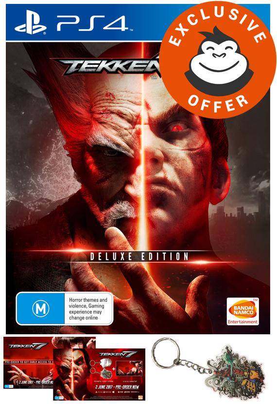 Tekken 7 Deluxe Edition Screenshots at Mighty Ape NZ