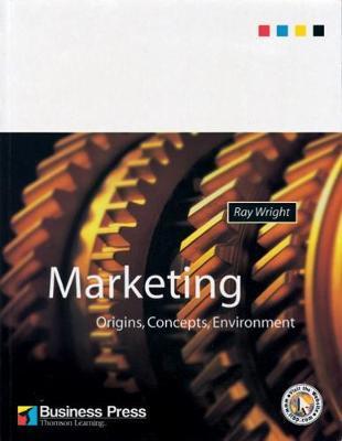 Marketing by Ray Wright