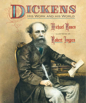 Dickens by Michael Rosen image