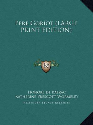 pere goriot essay questions Père goriot is a featured article could someone please help me i need a thesis of le pere goriot and i cannot figure one out here are my questions, comments.