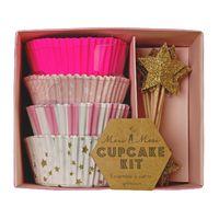Pink Cupcake Kit