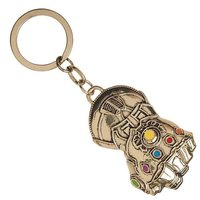 Marvel: Thanos Infinity Gauntlet - Themed Key Chain