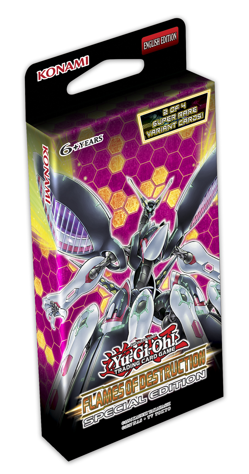 Yu-Gi-Oh! Flames of Destruction Special Edition image