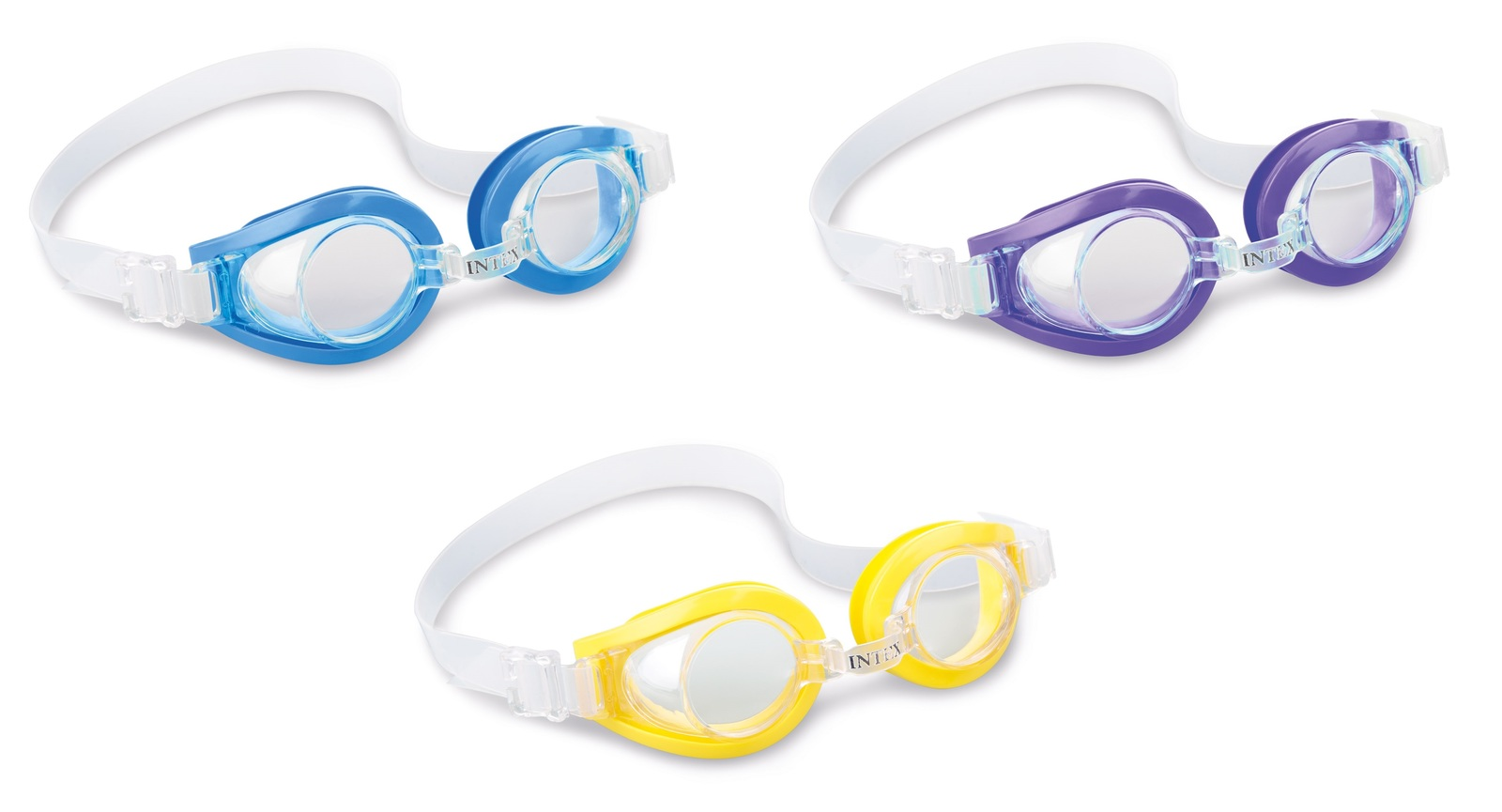 Intex: Play Goggles - Assorted Colours image