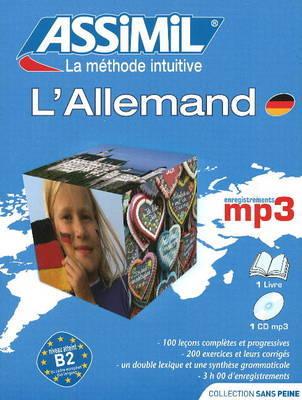 L'Allemand Mp3 image