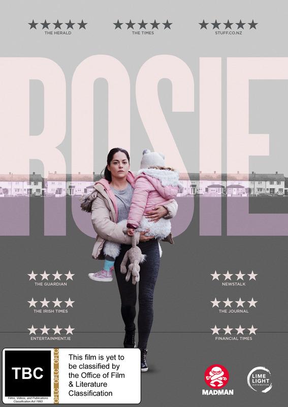 Rosie on DVD