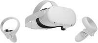 Oculus Quest 2 64GB Advanced All-in-one VR Gaming Headset White