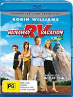 RV - Runaway Vacation on Blu-ray