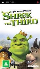 Shrek the Third for PSP