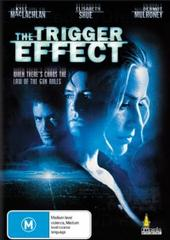 Trigger Effect, The on DVD