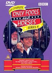 Only Fools And Horses - Complete Series 4 on DVD