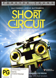 Short Circuit on DVD image