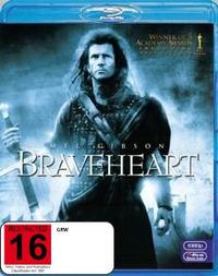 Braveheart on Blu-ray