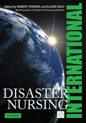 International Disaster Nursing image