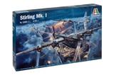 Italeri Stirling Mk 1 1:72 Model Kit