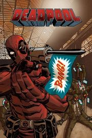 Deadpool Bang Wall Poster (428)