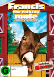 Francis The Talking Mule Collection on DVD