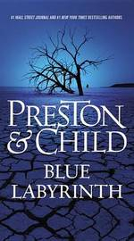Blue Labyrinth by Lincoln Child