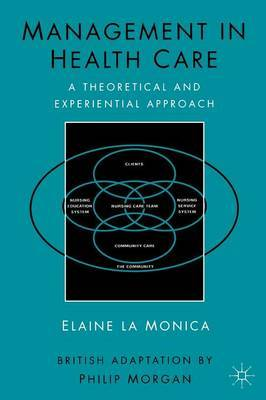 Management in Health Care by Elaine La Monica image