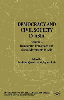 Democracy and Civil Society in Asia by Fahimul Quadir image